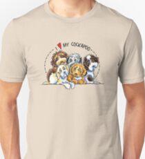Cockapoo Lover Unisex T-Shirt
