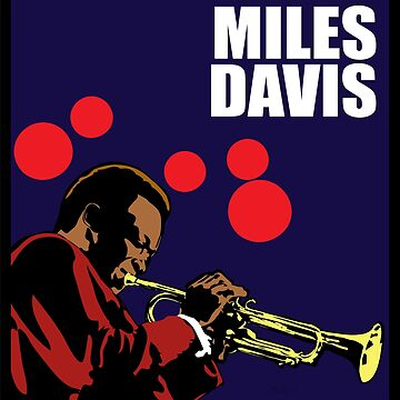 Miles Davis by richdelux