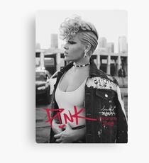 PINK WORLD TOUR Canvas Print
