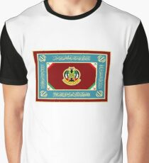 Flag of Iranian Army Ground Forces  Graphic T-Shirt
