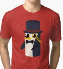 Monsieur Gunter Tri-blend T-Shirt