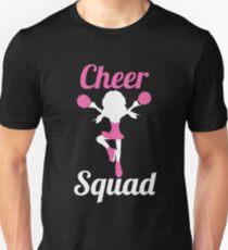 Cheer Squad - Cheerleading Shirt For Cheerleader Girls Unisex T-Shirt