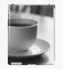 Coffee Cup Saucer iPad Case/Skin
