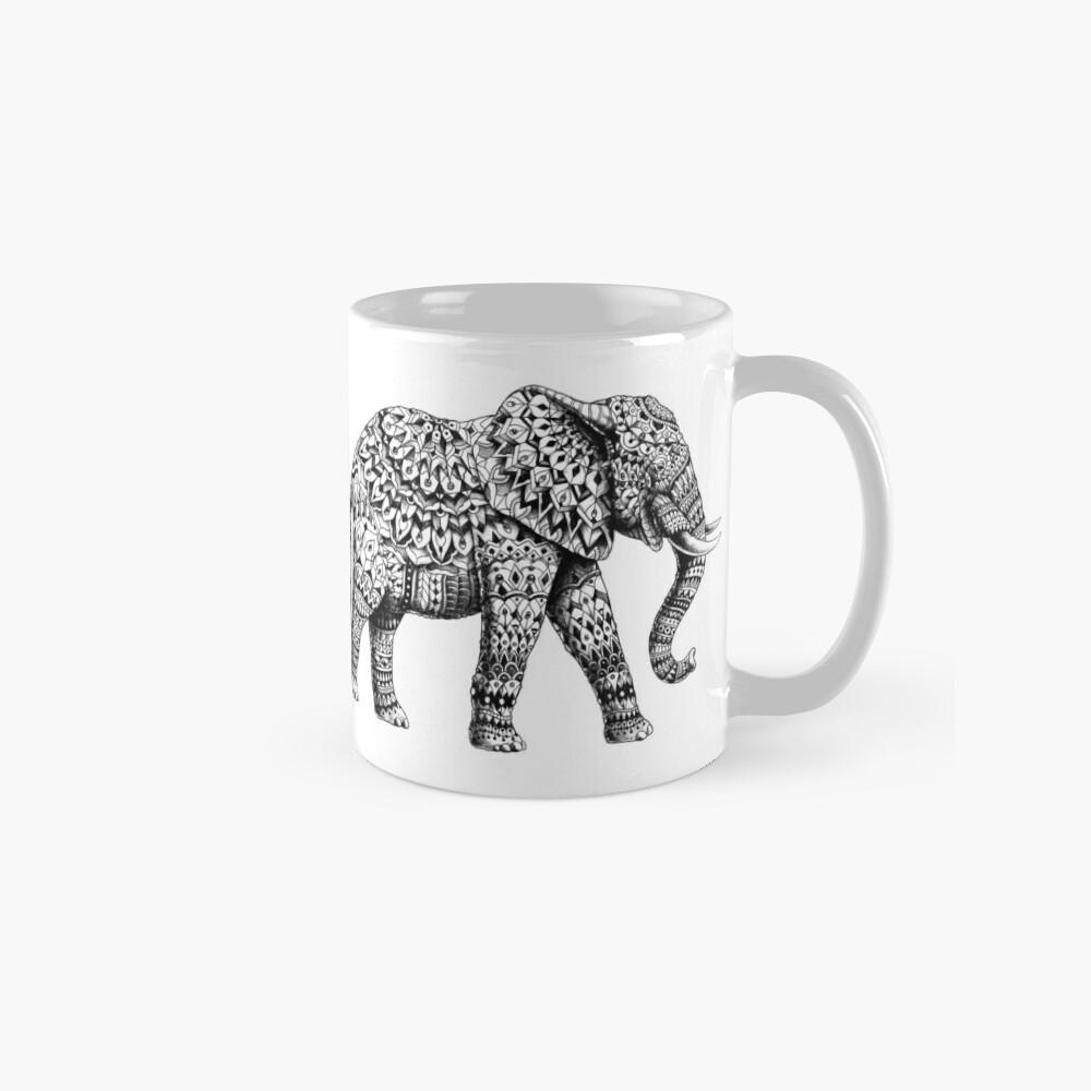 Verzierter Elefant 3.0 Tassen