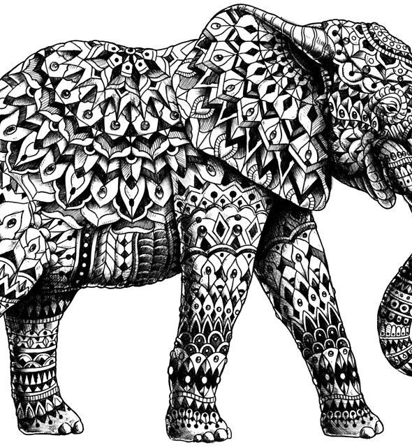 Ornate Elephant 3.0 by BioWorkZ