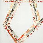 Polgon collage by Anita Morris