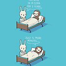 5 more minutes by Andres Colmenares