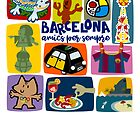 Barcelona by Sonia Pascual