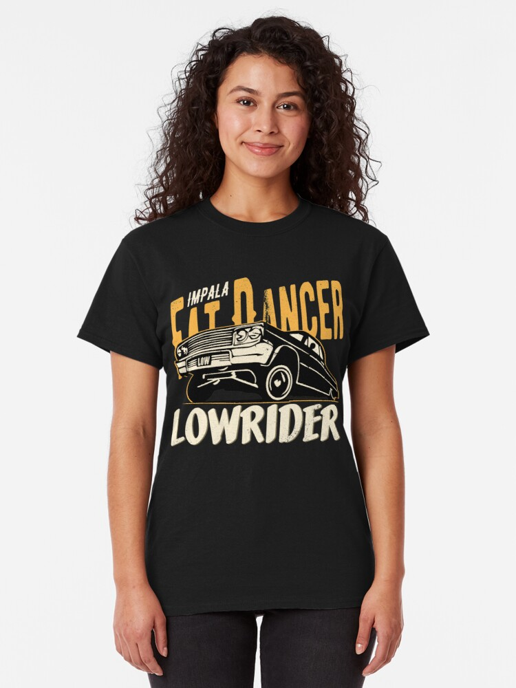 Alternative Ansicht von Impala Lowrider - Fat Dancer Classic T-Shirt