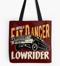 Impala Lowrider - Fat Dancer Tote Bag