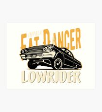 Impala Lowrider - Fat Dancer Kunstdruck