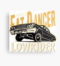 Impala Lowrider - Fat Dancer Metalldruck