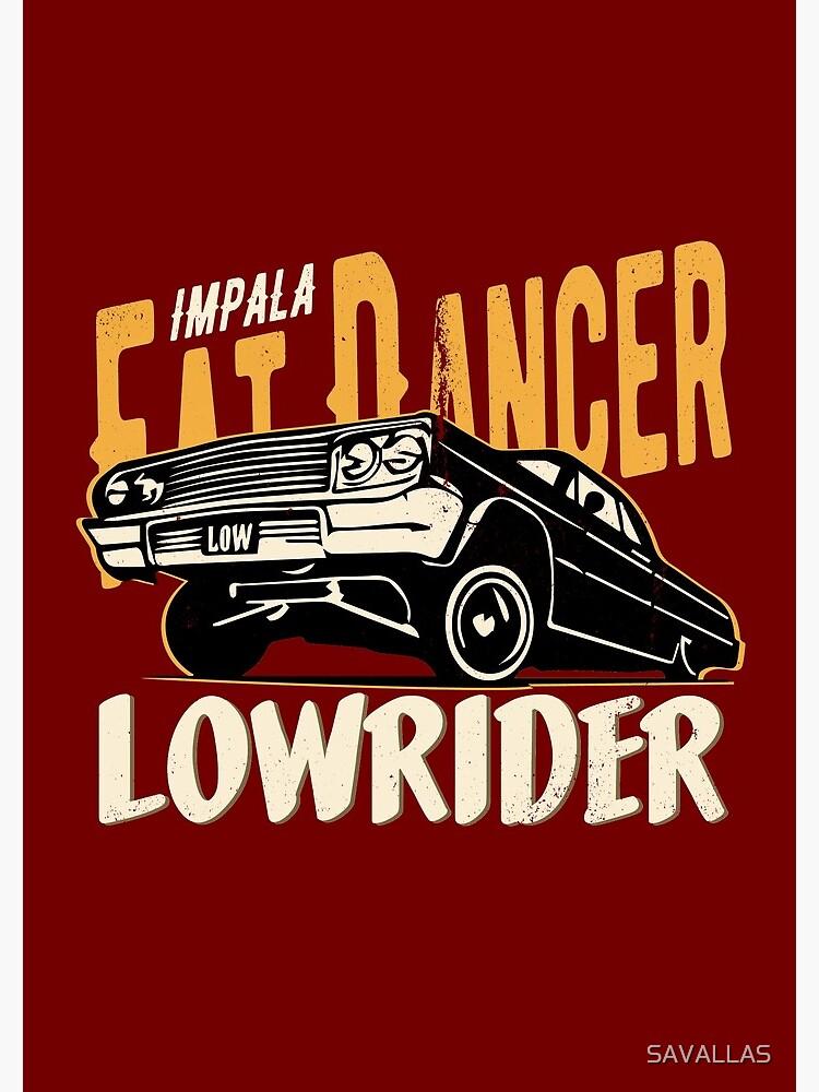 Impala Lowrider - Fat Dancer von SAVALLAS
