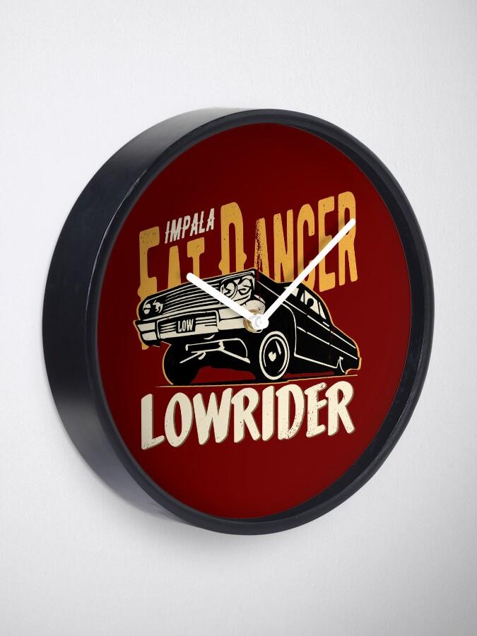 Alternative Ansicht von Impala Lowrider - Fat Dancer Uhr