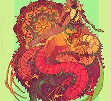 SOLTAURUS by somnivagrious
