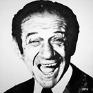 Sid James by Okse