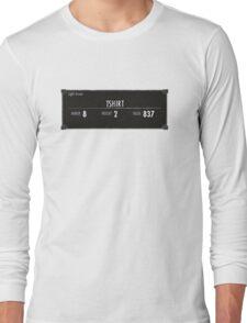 Tshirt! Long Sleeve T-Shirt