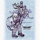 """Killer"" Doug Gilmour by H. A. Ryosa"