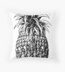 Ornate Pineapple Throw Pillow