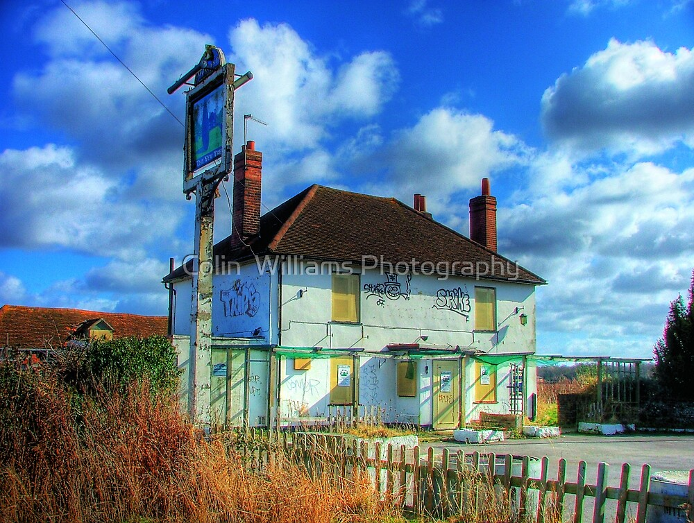 """The """"Credit Crunch"""" Arms by Colin  Williams Photography"""