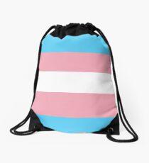 transgender Drawstring Bag