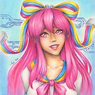 Giffany - Gravity Falls  by yammybonbon