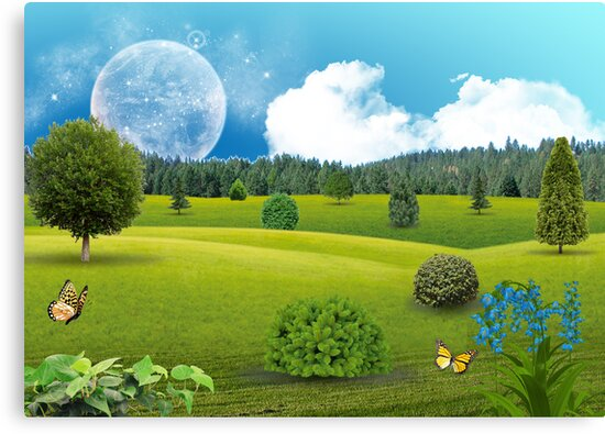 Nature by ariaznet