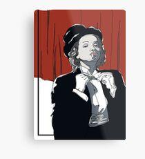 Woman Secrets- Dietrich Lienzo metálico