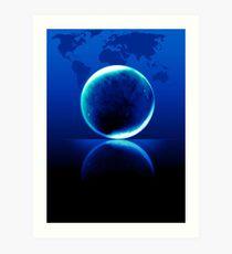 World Art Print