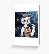 Bloody Mary I Greeting Card