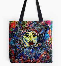 Boy George Merchandise Collection original painting by Dusty O Tote Bag