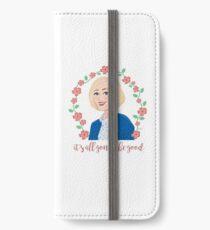 Norma Bates iPhone Wallet/Case/Skin
