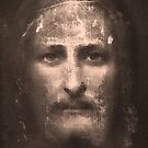 The Holy Face of Our Lord Jesus by fajjenzu