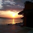 Sousa Bay Sunset #1 by Leslie van de Ligt