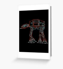 Incoming Hothstiles Greeting Card