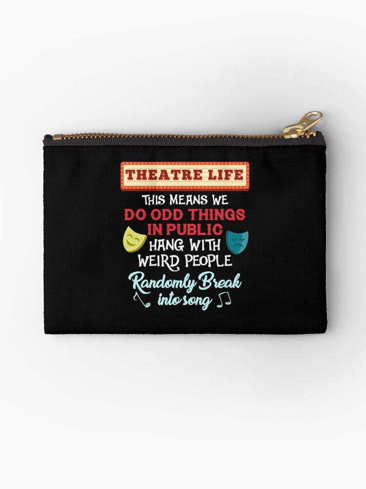 ... geek | theatre gifts | music theatre shirt | drama teacher gift | theatre gift ideas | theatre shirt | theater gift | theatre nerd | thespian shirt