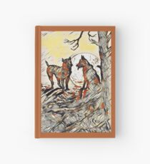 Distant relatives Hardcover Journal