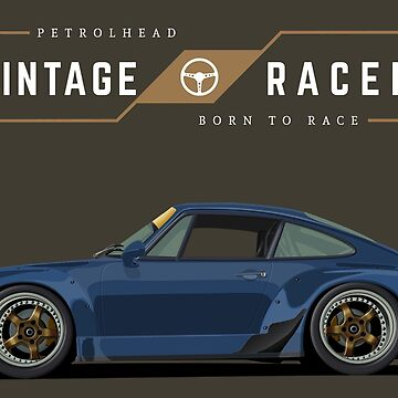 True vintage racer by Subspeed