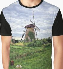 Dutch Icon Graphic T-Shirt