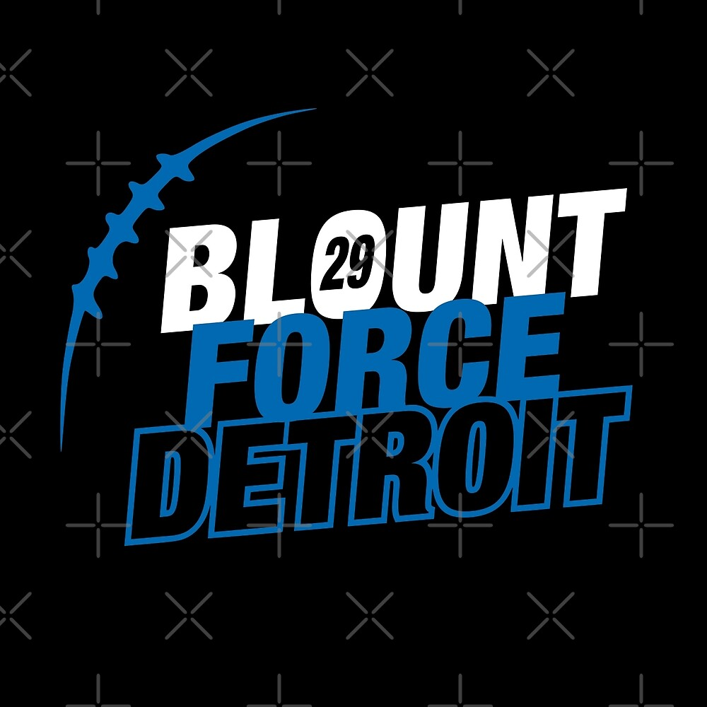 Blount Force Detroit by thedline