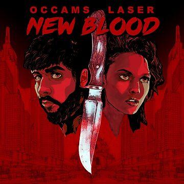 New Blood (vinyl version) by occamslaser