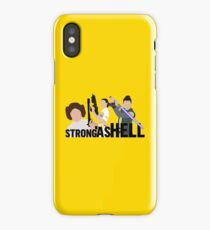 Strong as Hell (Galactic Gals Version) iPhone Case