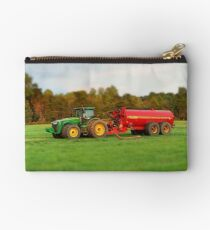 Colorful Agriculture Studio Pouch