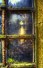Church Window by Nigel Bangert