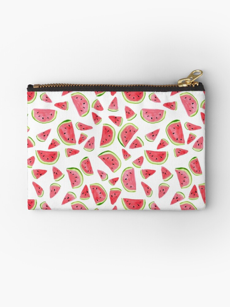 Watermelon wonders! Fun summertime watermelon watercolor print by shoshannahscrib