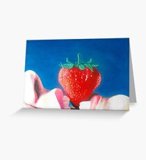 Passion fruit #1 Greeting Card