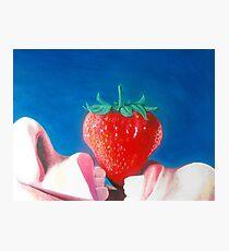 Passion fruit #1 Photographic Print
