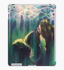 Emerging Meerjungfrau iPad-Hülle & Klebefolie