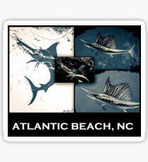 Salty Sealife Sticker