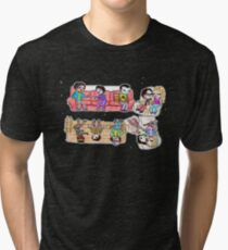 The Upside Down Theory Tri-blend T-Shirt